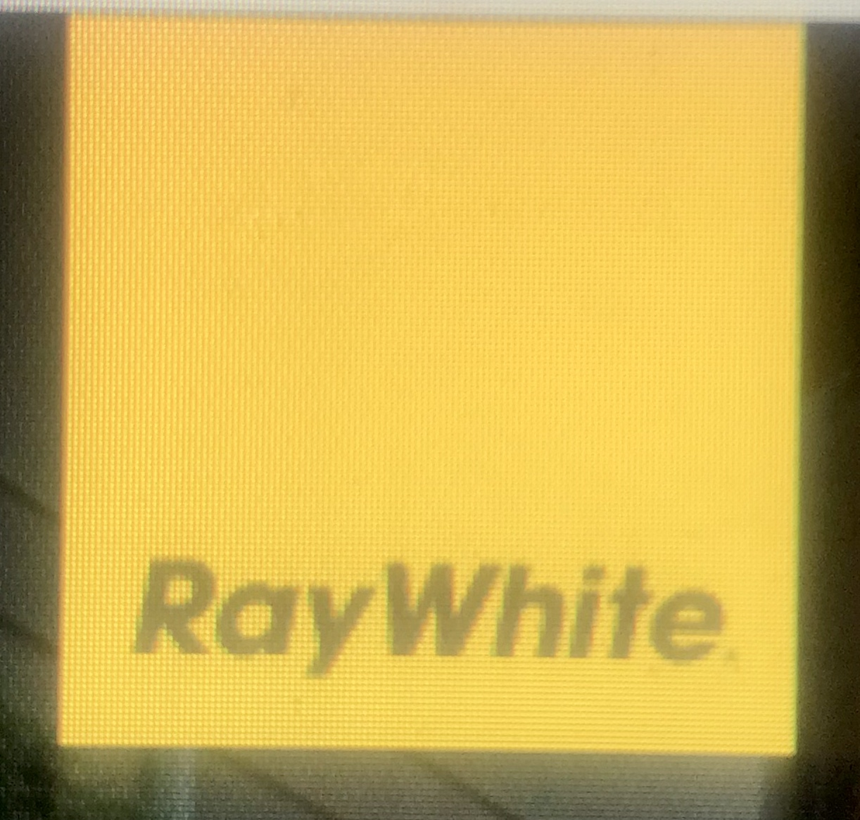 Ray White (Cammeray) logo